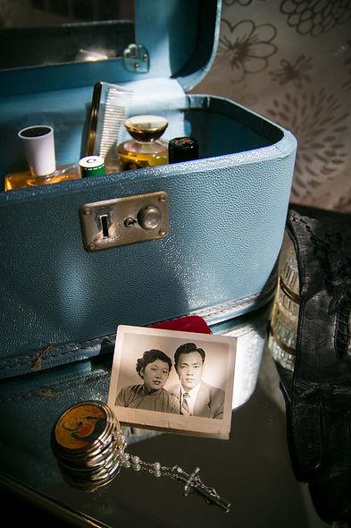 Dans la série Grandma, image des mes grands parents