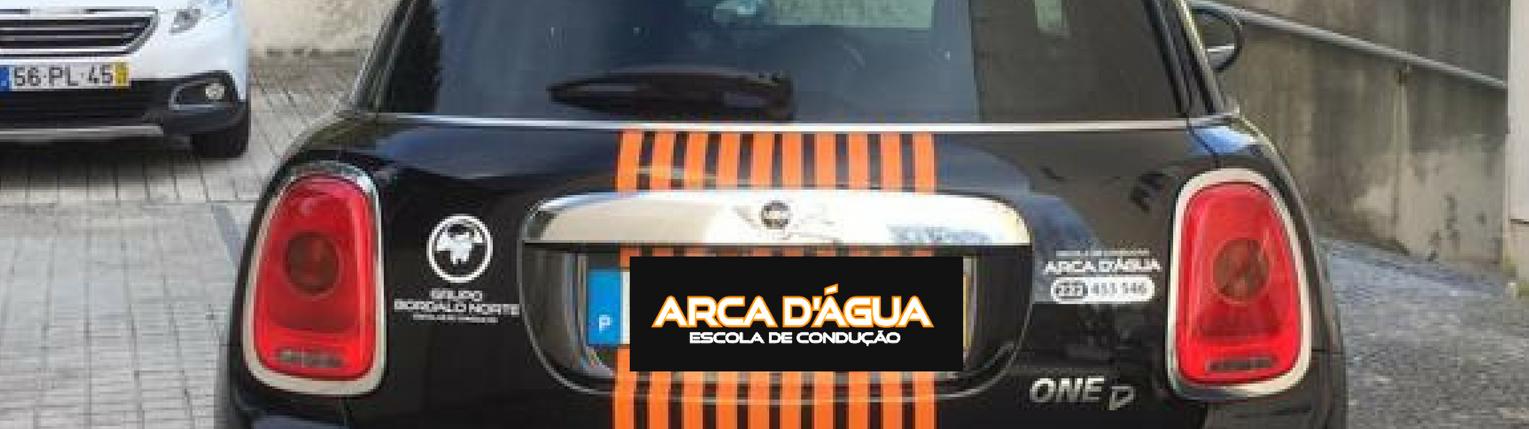 ESCOLA CONDUÇÃO - ARCA D´ÁGUA