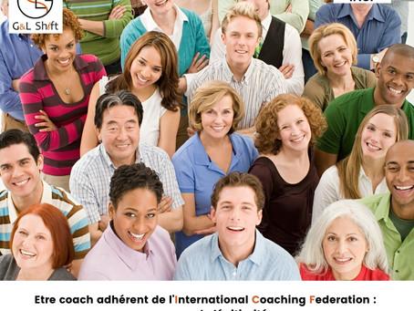 Être coach adhérent de l'International Coaching Federation : un gage de légitimité