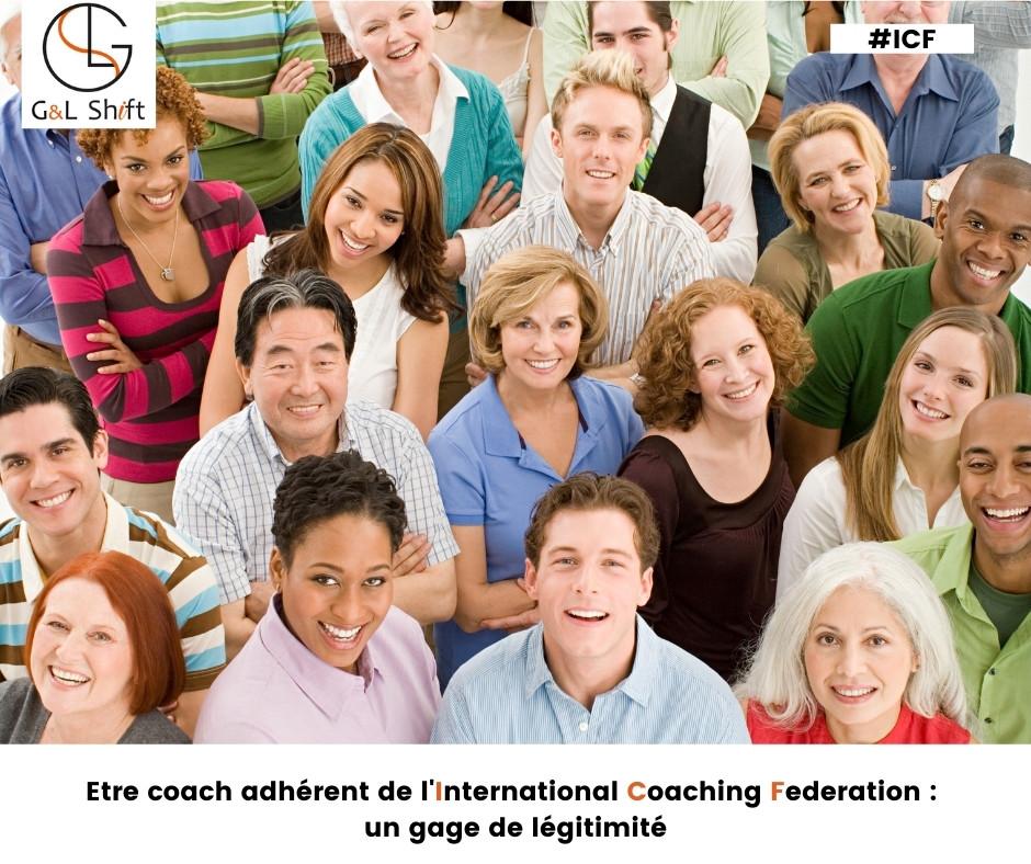 #icf  #adhésion    Selon l'étude mondiale sur le coaching de l'ICF 2020, les praticiens du coaching, les managers et les dirigeants sont d'accord : les personnes non formées qui se disent coachs sont le plus grand obstacle pour l'industrie. La crédibilité compte !  Le badge digital de membre de l'ICF certifie qu'une personne a suivi une formation spécifique pour coach pendant au moins 60 heures dans le cadre d'un programme de formation accrédité ou approuvé par l'ICF et qu'elle s'est engagée à suivre le code de déontologie rigoureux de l'ICF.