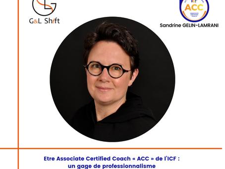 Etre un Associate Certified Coach de l'ICF :