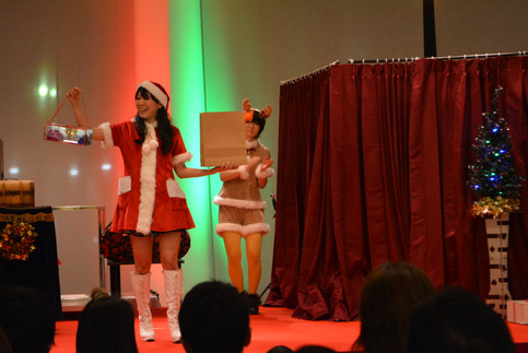 クリスマスマジック