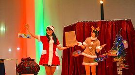 美人サンタ|クリスマスマジック
