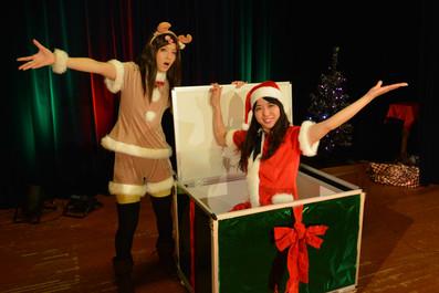 クリスマスイリュージョン