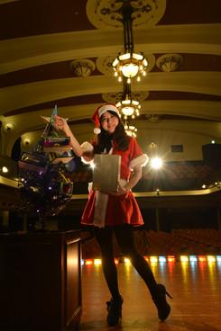 クリスマスマジックショー