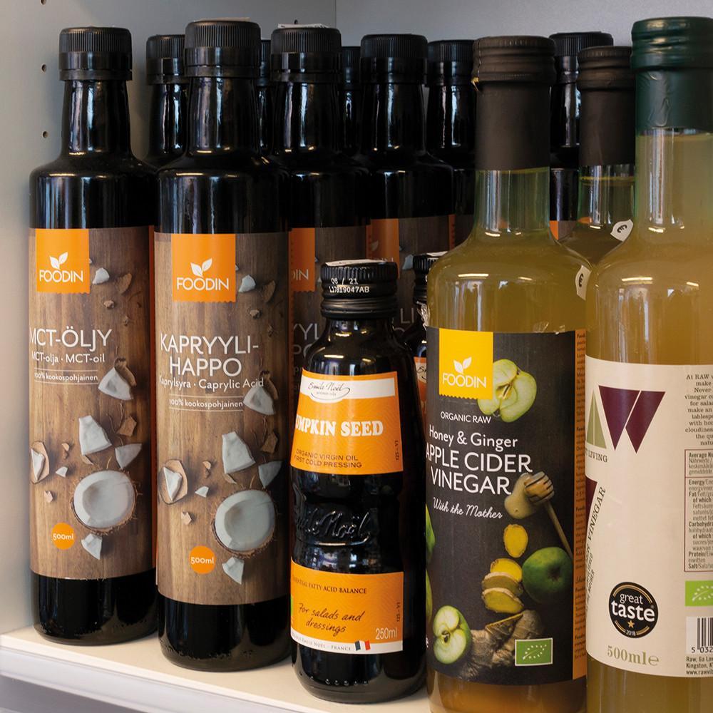 Terveyskauppa-Ulpukka-Foodin-tuotteita.j