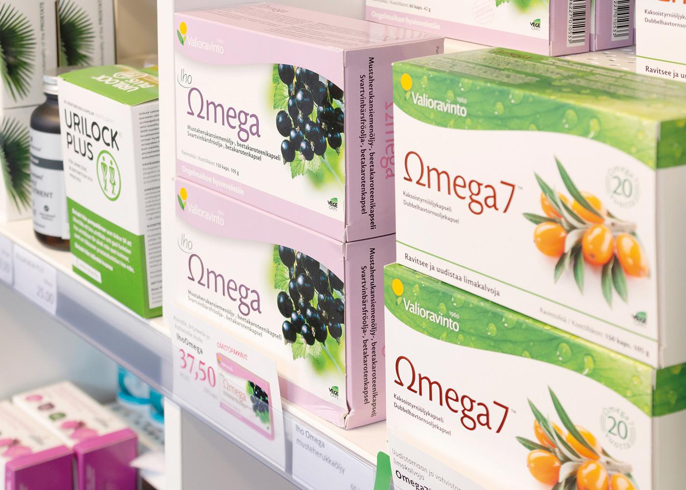Terveyskauppa-Ulpukka-myymala-tuotteita.