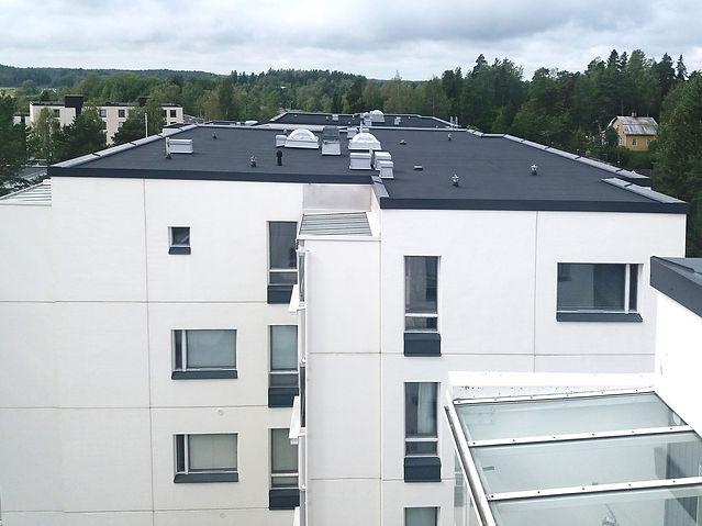 As. Oy Finnsbackanharju, Kirkkonummi
