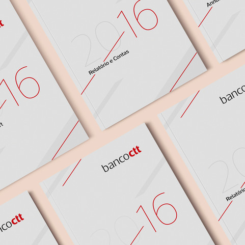 ANNUAL REPORT FROM BANCO CTT