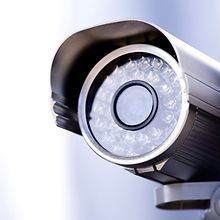 Crown Automation Security Camera