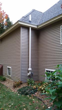 Exterior installation