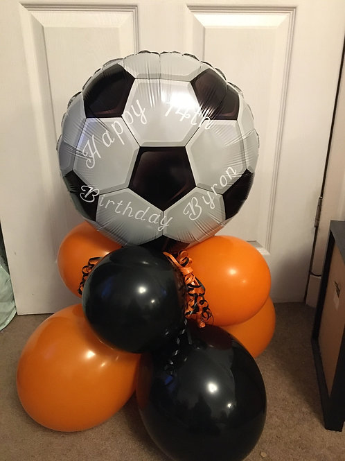 Football Club Display