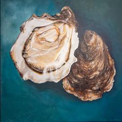 schilderij oester-3986