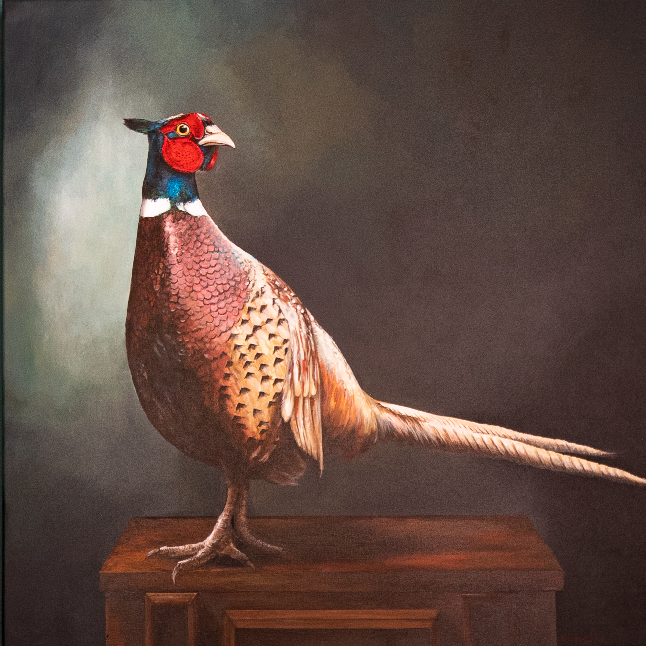 schilderij fazant-4007