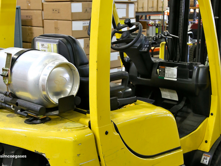 Forklift Propane: Why Propane is the Best Choice for Forklifts