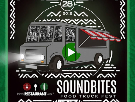 SOUNDBITES presented by CocaCola Food Truck Festival