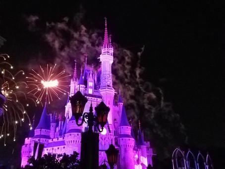 My trip to the Magic Kingdom!