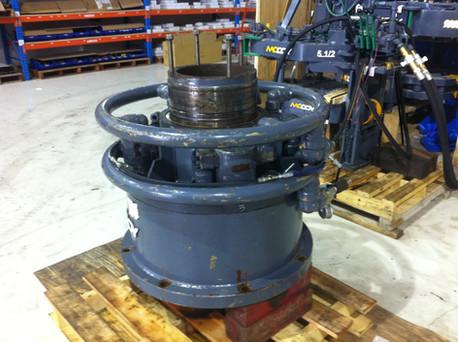 ASSET: Rotary turn table