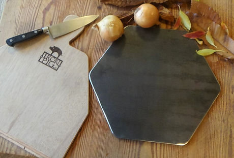 pizza steel and peel made in Ireland