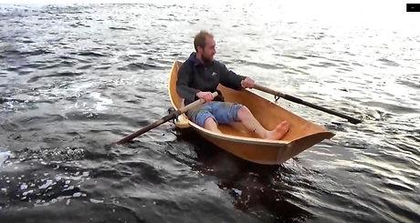 one sheet boat
