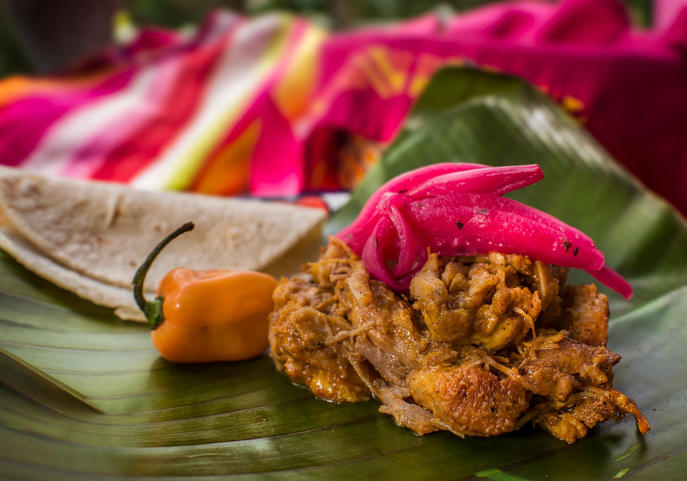 Yucatan Delights (Every Monday)