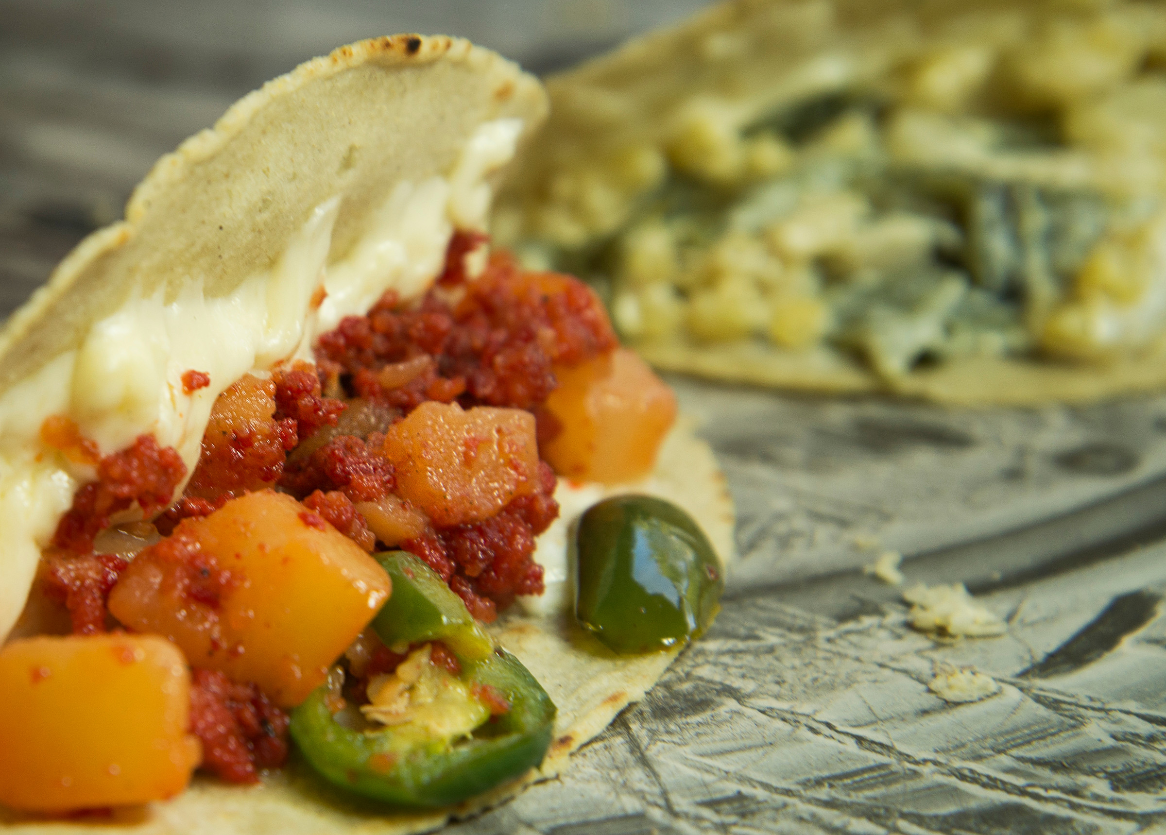 Mexican Antojitos (Every Friday)