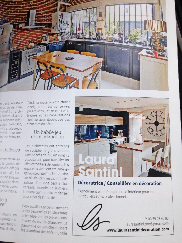 Article Laura Santini