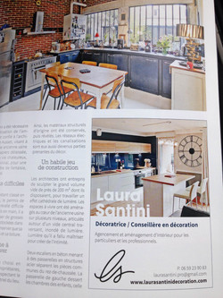 Article Laura Santini
