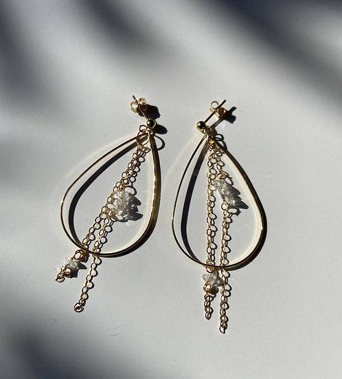 Boucles d'oreilles Masha (Or)