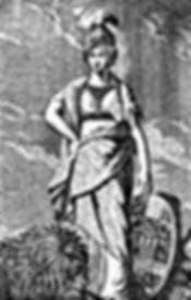 Almanach de Gotha Frontispiece