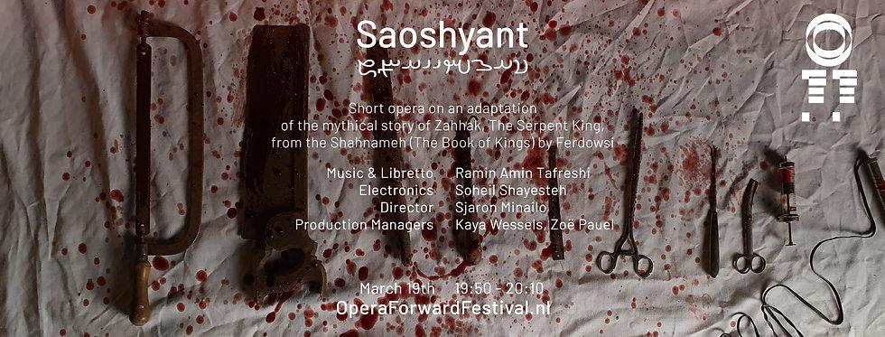 Facebook Cover - Saoshyant - Opera Forwa
