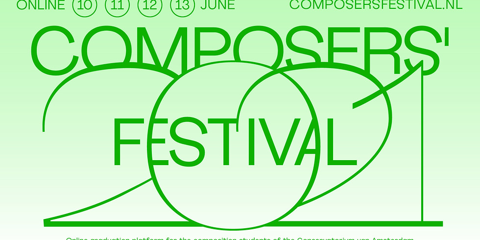 Composers' Festival 21