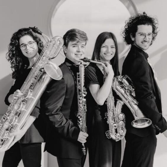 Dutch Classical Talent - Maat Saxophone Quartet