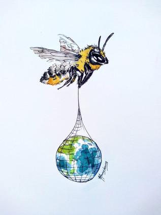 Burden of Bees