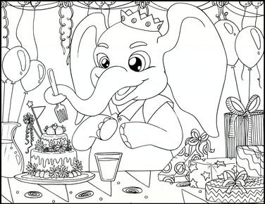 Elephant's Party!