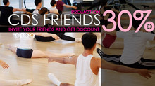 CDS FRIENDS DISCOUNT 30%