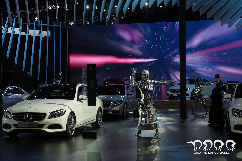 Mercedes Benz - Bangkok Internationa