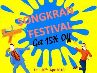 SONGKRAN FEST PRO