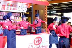 "Kitkat ""Chocolatory"""