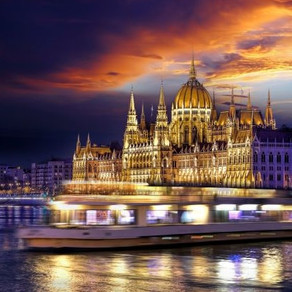 Danube 2020: The Definition of a Happily-Ever-After Trip