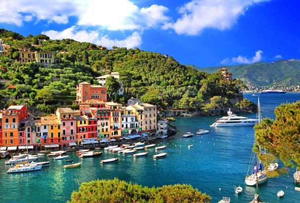 Portofino, Italy is the perfect backdrop for an incentive trip