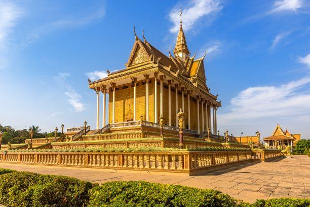 Oudong Buddhist Monastery