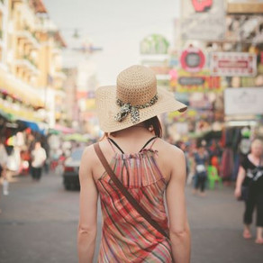 A Whole New World: How Travel Experiences Change You
