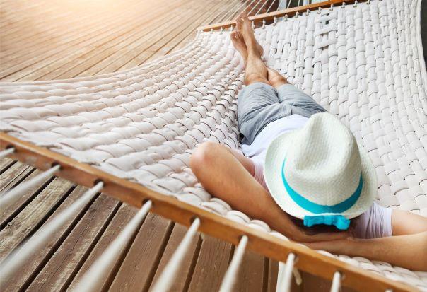 Women on sleep retreat