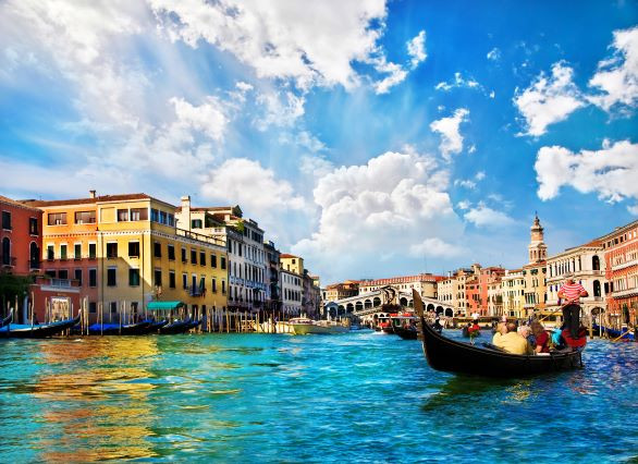 Incentive trip to Venice, Italy
