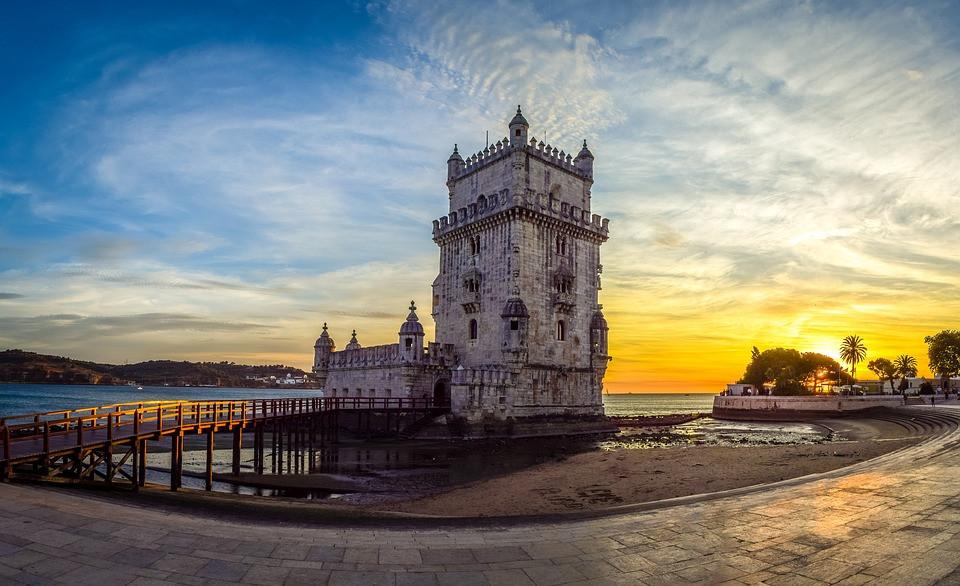 Lisbon's historic Belém Tower