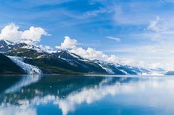 College Fjord in Alaska