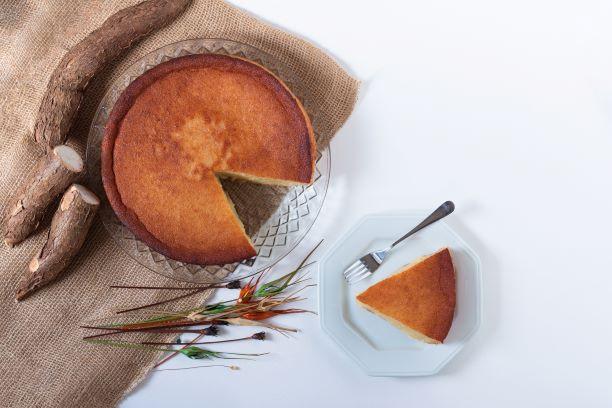 Tavioka Yaca Cake