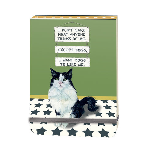 Note Book (cats)