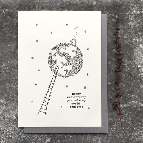 East of India Out of this world cards